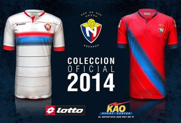 Club Deportivo El Nacional Lotto 2014