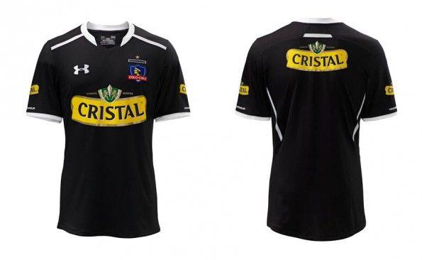 Seconda maglia Colo-Colo 2014