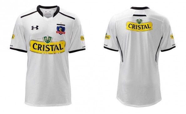 Prima maglia Colo-Colo 2014