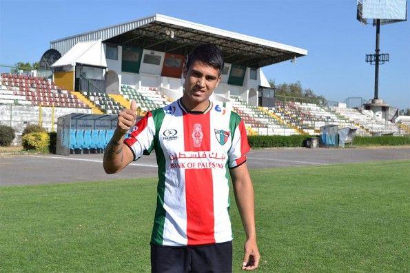 Maglia Club Deportivo Palestino 2014