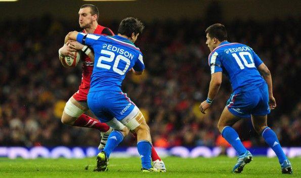 Galles-Italia Sei Nazioni 2014