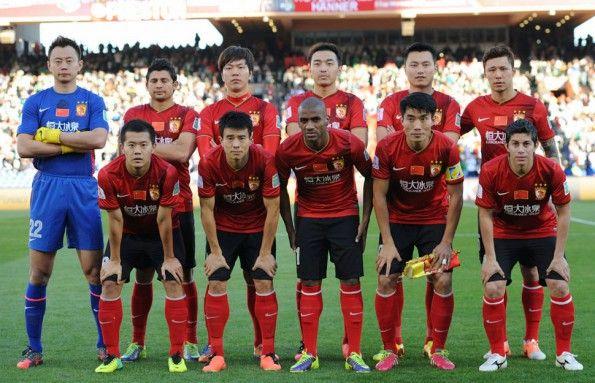 Guangzhou Evergrande, coppa del mondo per club FIFA 2013