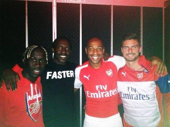 Anteprima Arsenal kit 2014-15