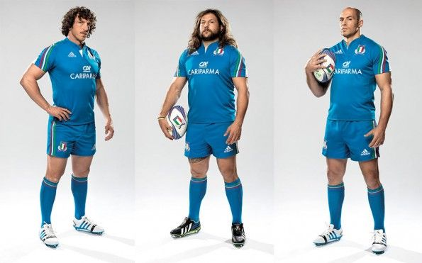 Divisa nazionale italiana rugby 2014