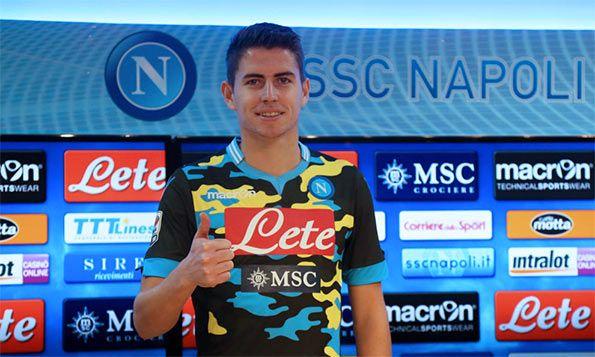 Quarta maglia Napoli Xtreme 2013-2014, arriva il mimetico 2.0