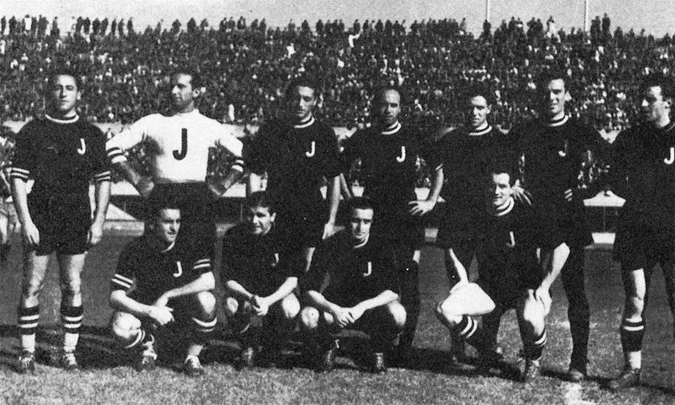 Juventus maglia away 1941-1942