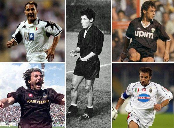 Juventus away storiche bianconere