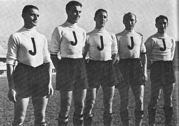 Juventus maglia third anni '40