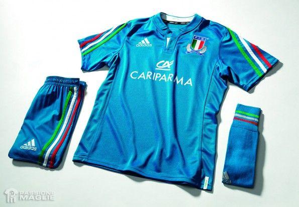Kit Italia rugby 2014