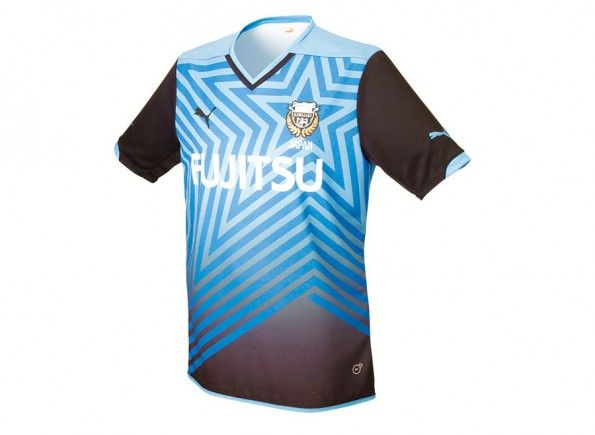 Maglia Kawasaki Frontale Asian Champions League 2014
