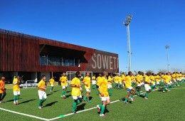 Nike sponsor tecnico Sudafrica