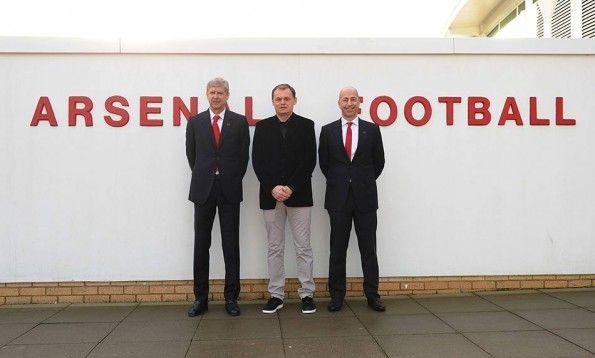 Puma sponsor tecnico Arsenal