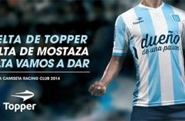 Racing Club kit 2014