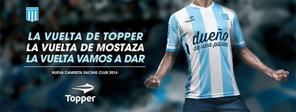 Racing Club kit 2014