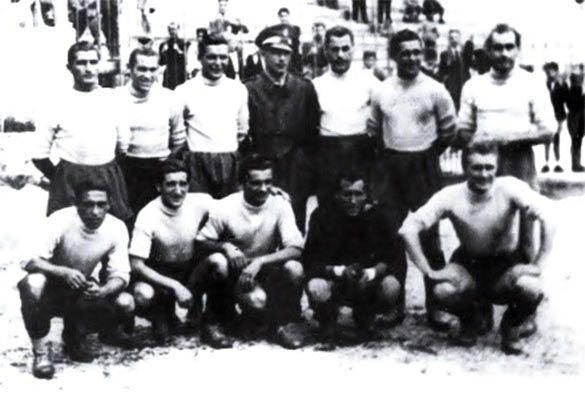 VV.FF. Spezia 1944 formazione