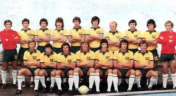 Australia maglia Mondiali 1974