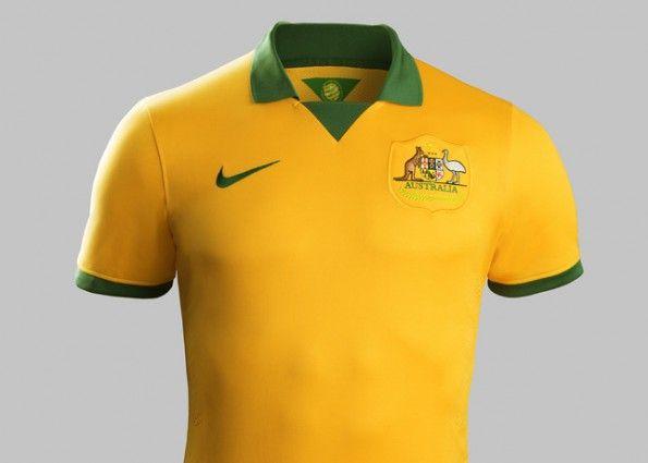 Maglia Australia Mondiali 2014