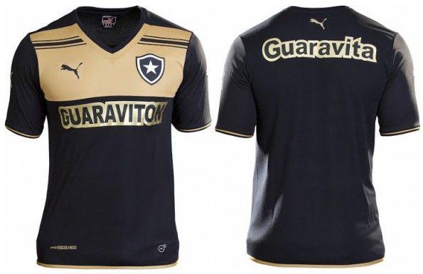 Seconda maglia Botafogo 2014 Puma