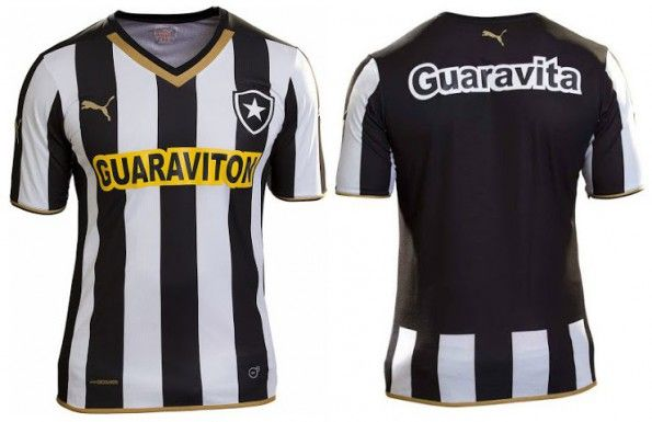 Maglia Botafogo 2014 home