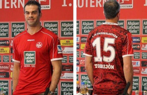 Maglia tifosi Kaiserslautern 2014 Uhlsport