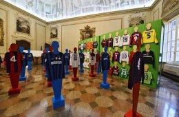 Mostra Fede Calcistica a Bologna