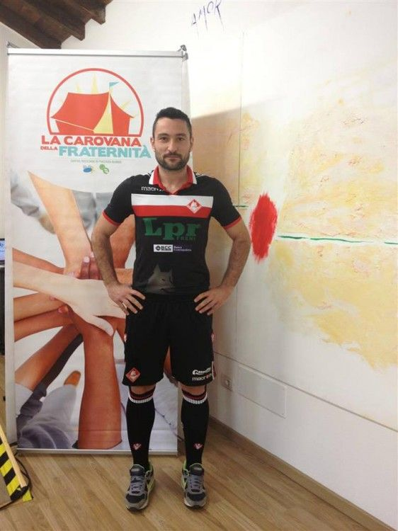 Piacenza terza divisa 2013-2014