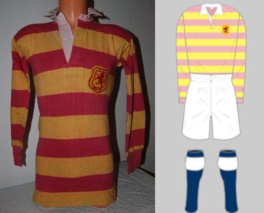 Scozia away kit 1946-1949