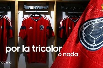 Kit Colombia away 2014 adidas