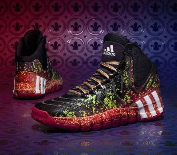 Scarpe Crazyquick 2 adidas 2014