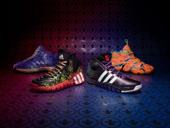 Scarpe basket All-Star Game 2014 adidas