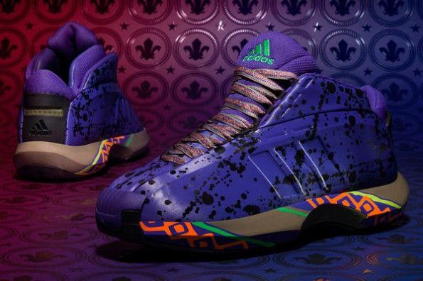 Scarpe basket Crazy 1 adidas
