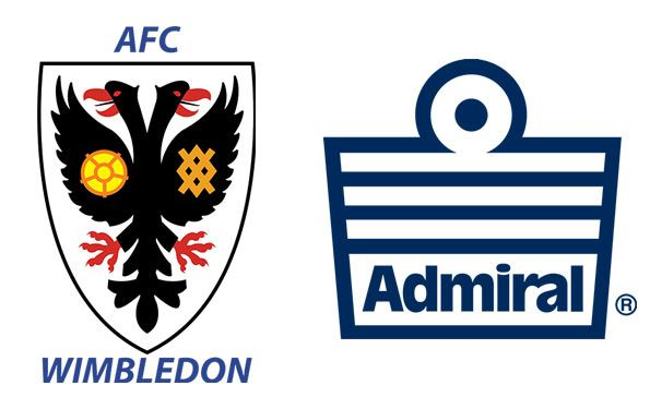 Admiral sponsor Wimbledon AFC
