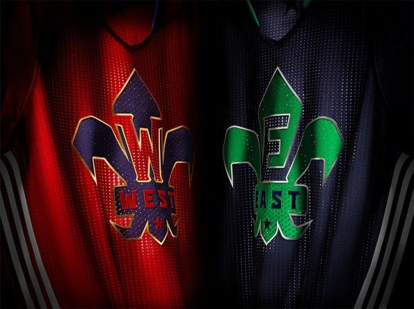 All-Star game maglie 2014 adidas