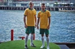 Bresciano Zullo Australia divisa 2014 home