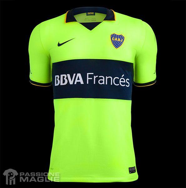 Terza maglia Boca Juniors 2014
