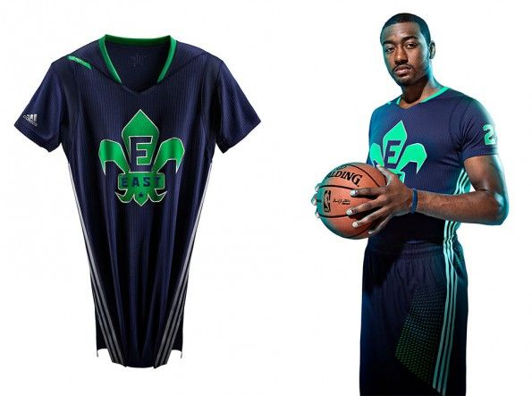 Kit NBA All-Star Game Eastern 2014