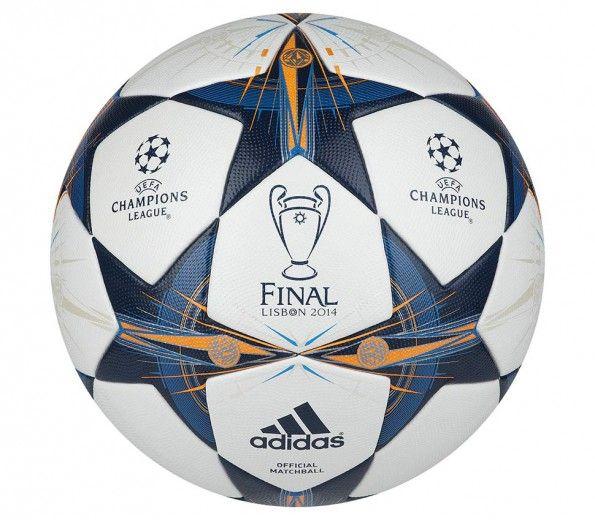Pallone Finale Lisbona adidas 2014