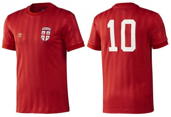 Maglia Inghilterra retrò adidas 2014