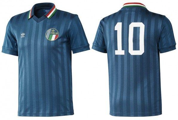 Maglia Italia retrò adidas 2014