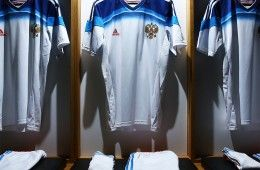 Kit Russia trasferta Mondiali 2014