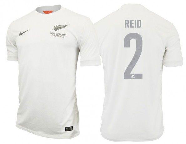 Maglia Nuova Zelanda 2014-2015 Nike