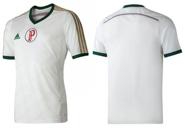 Seconda maglia Palmeiras 2014 adidas