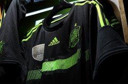 Casacca trasferta Spagna 2014 adidas