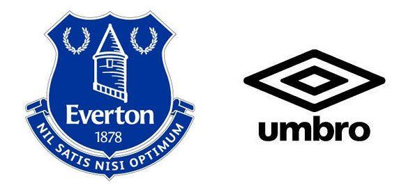 Umbro sponsor tecnico Everton