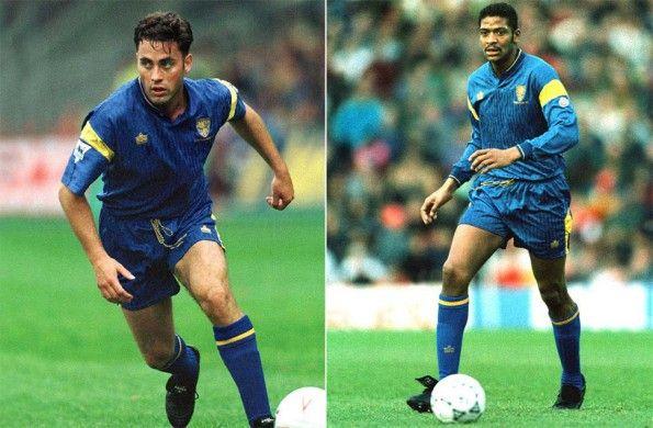 Maglie Wimbledon FC Admiral 1991-93