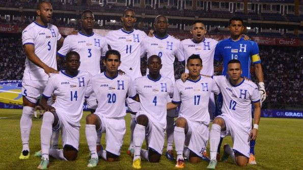 Honduras kit home 2014 Joma