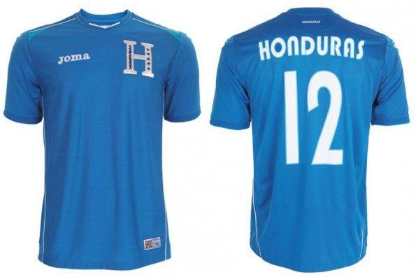 Honduras maglia away 2014 Joma