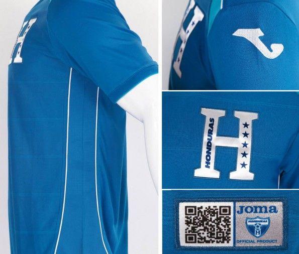 Honduras maglia away 2014 dettagli
