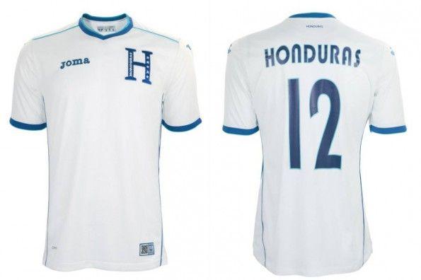Honduras maglia home 2014 Joma