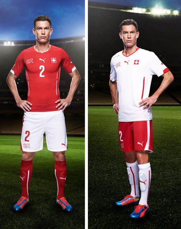 Kit Svizzera 2014 Puma